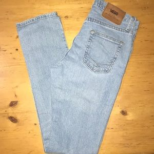 Vans Off the Wall Skinny Jeans 28